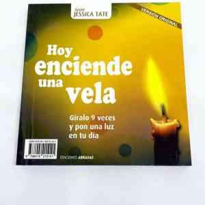 libro oráculo hoy enciende una vela
