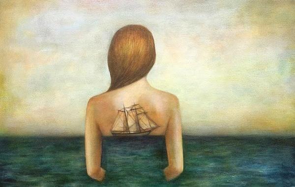 mujer-con-barco-en-la-espalda-representando-el-tiempo