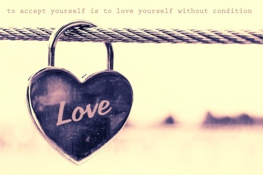 accept yourself fully