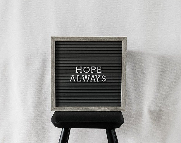 The energy of hope