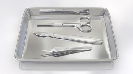 メスによるほうれい線手術の画像
