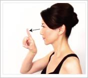 老眼を予防するトレーニング1の画像