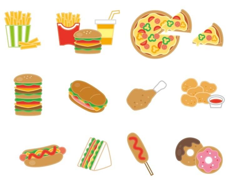 食生活の乱れのイメージ画像