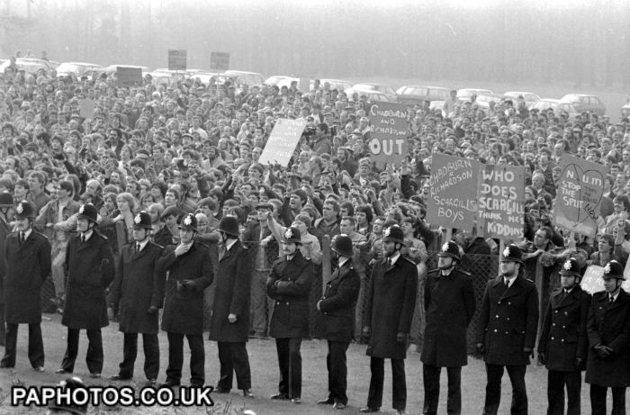 the-miners-strike