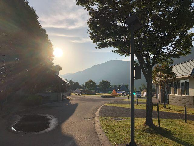 【キャンプ】初心者にピッタリのサイト -徳島 四国三郎の郷-