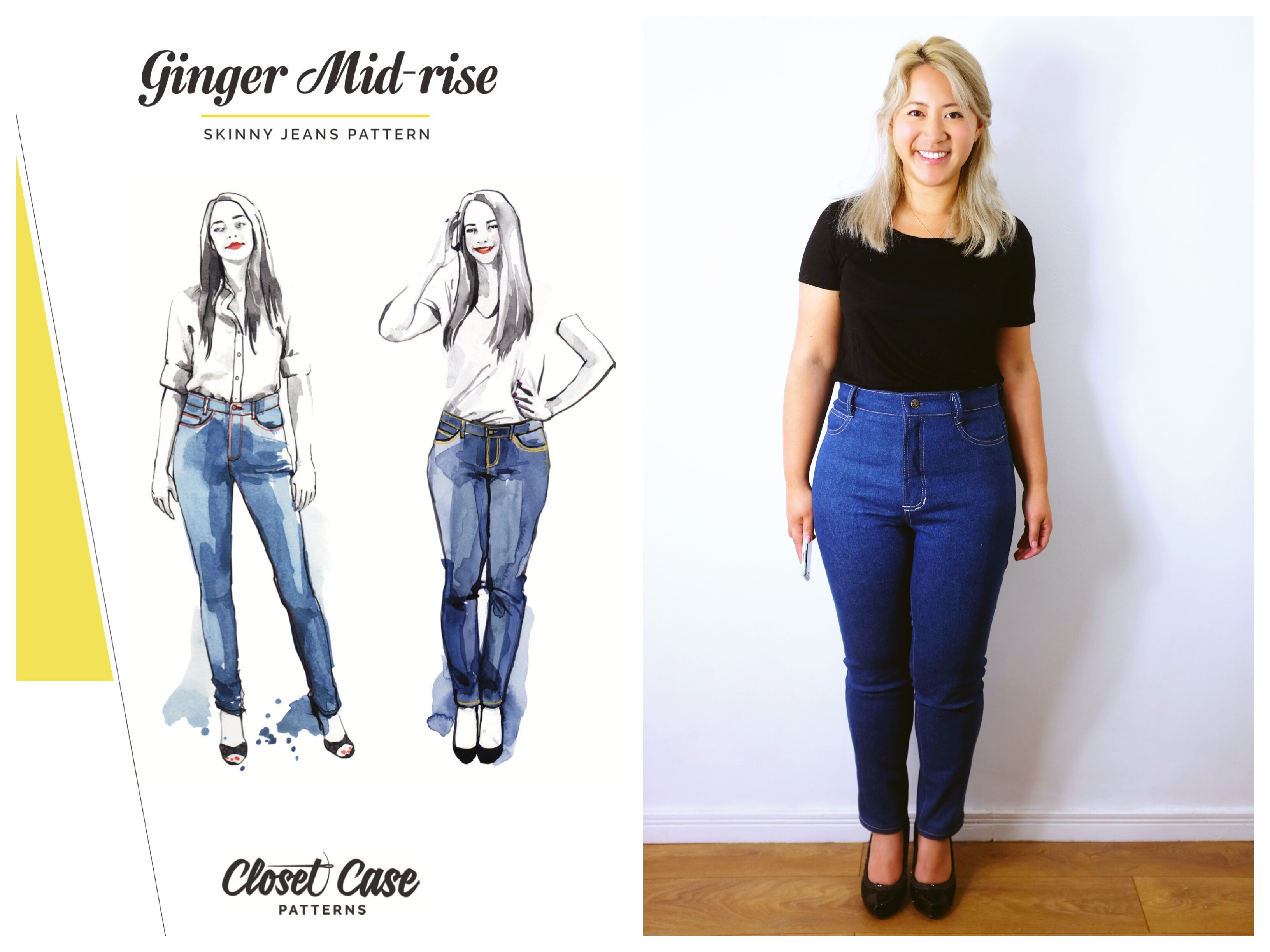 e9c347fdba36 I heart Ginger ( the jeans not the spice...) - Self Assembly Required