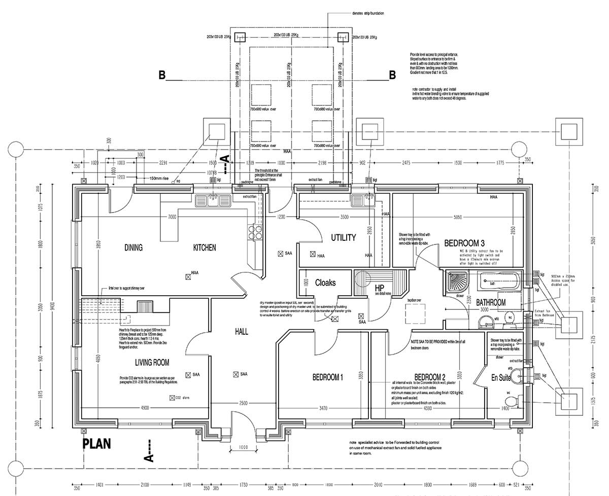 The House With Near Zero Energy Bills