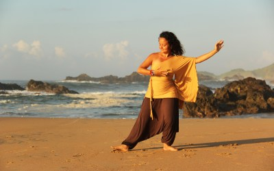 Artist & Sacred Circle Dance Facilitator Ludmilla Reis [episode 26]