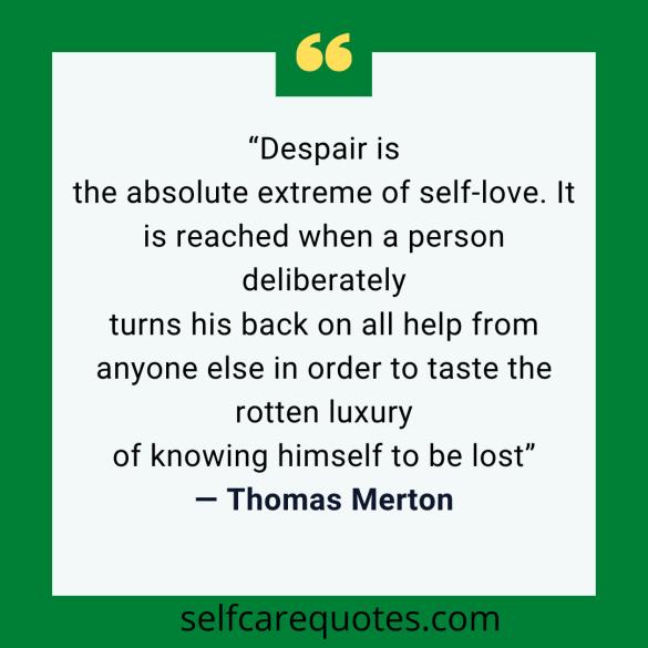 Thomas Merton quotes love