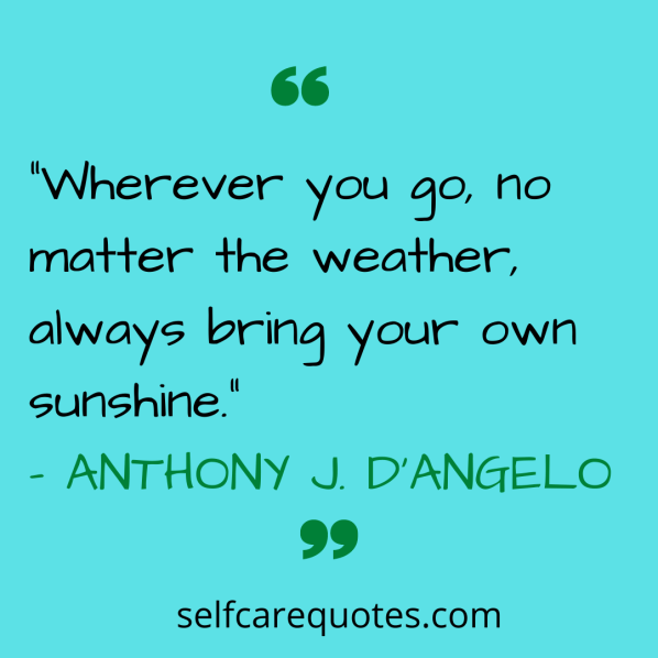 Awesome Weather Quotes