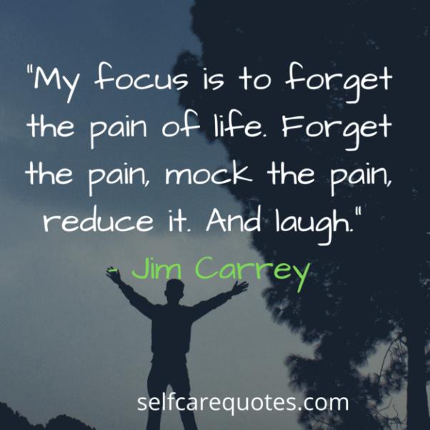 Focus On Myself Quotes