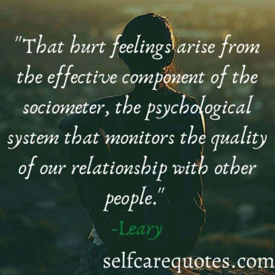 Quotes about hurt feelings