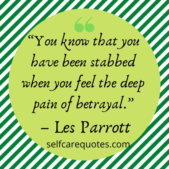 Sad betrayal quotes