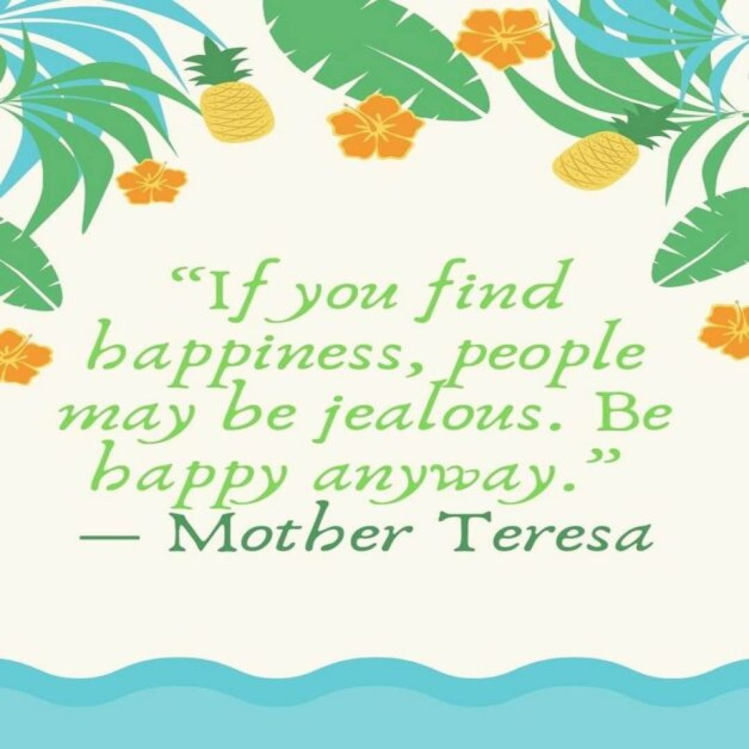Mother Teresa Quotes on Happiness