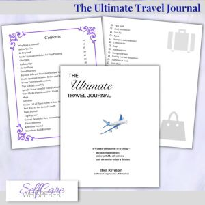Ultimate Travel Journal and Planner