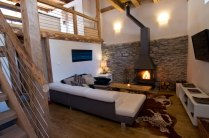 Ski chalet 3 Valleys | Chalet Ann combines luxury and Alpine style