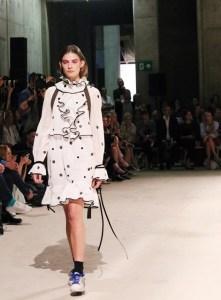 Berliner Mode Salon Fashion Week Odeeh Kollektion FrühjahrSommer 2017 640Pixel 12