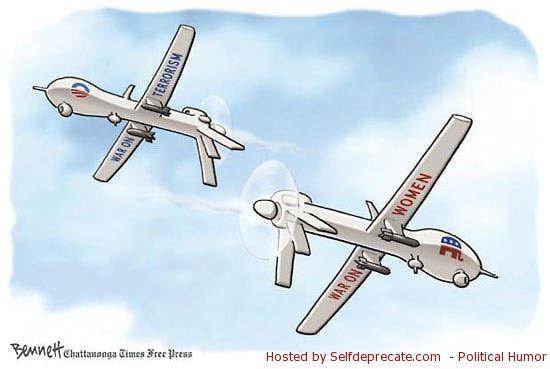 2013 GOP War on Women Drone
