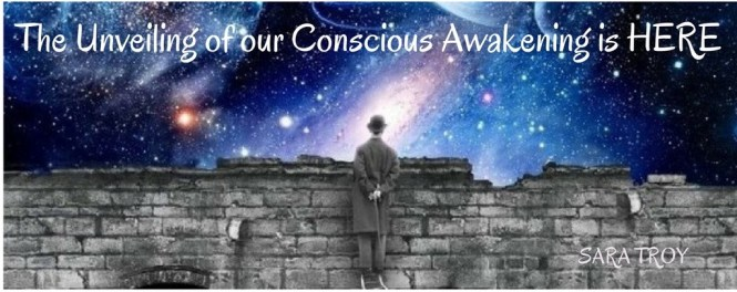 The Unveiling of our Conscious Awakening is HERE (1)