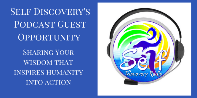Self Discovery's Podcast Guest (1)