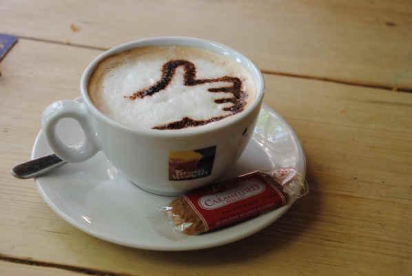 cafe wifi Barcelona