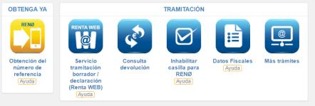 Image of declaración de la renta
