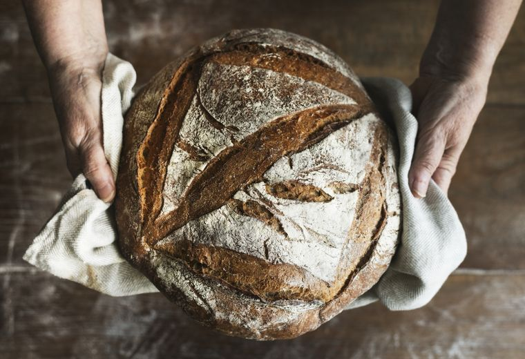Sourdough Bread Degrades Gluten & May Heal Your Gut