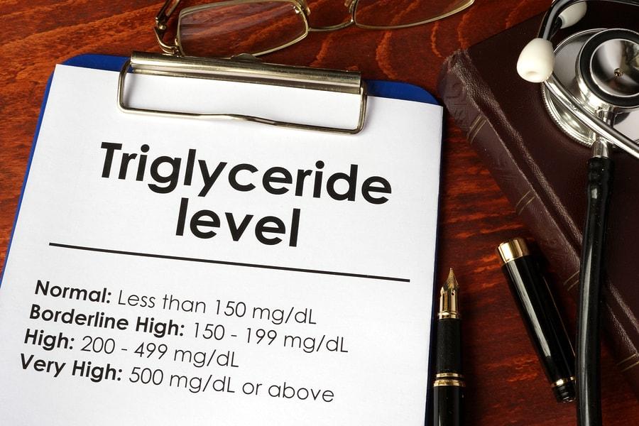 triglyceride level