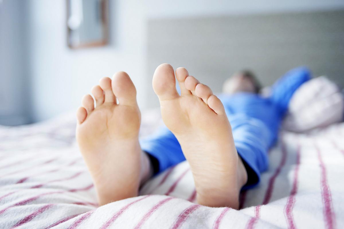 Vitamin D3 cures Restless Leg Syndrome