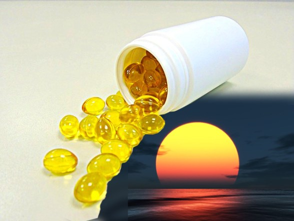 Vitamin D3 cures colds, flu