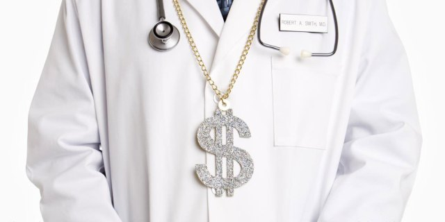 Big Pharma Buys Doctors