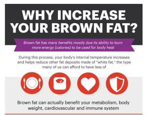 Health: Increase Brown Fat
