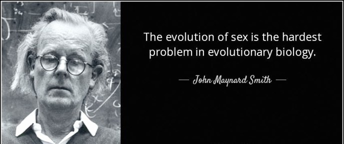 evolution of sex and aging
