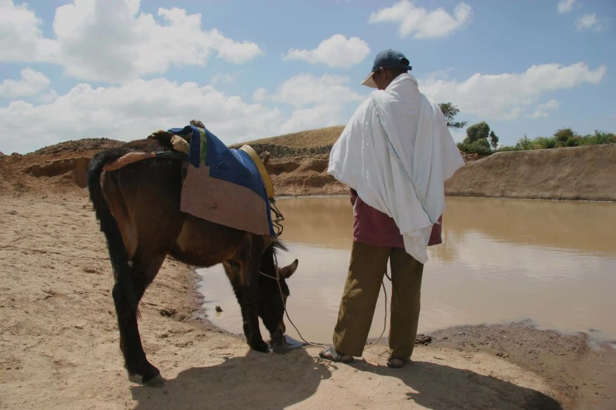Water shortages in Ethiopia