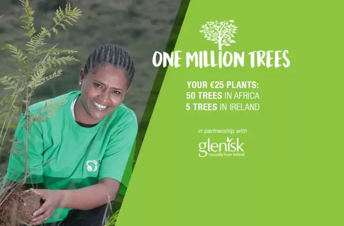 LET'S PLANT ONE MILLION TREES!