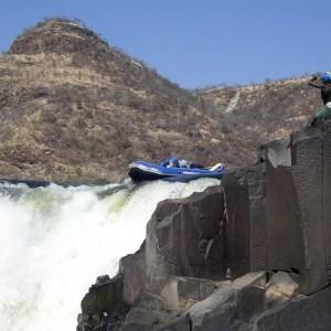 Zambezi Rafting Challenge