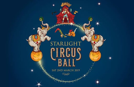 STARLIGHT CIRCUS BALL 2019
