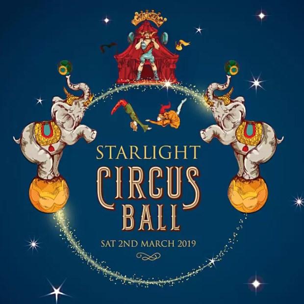 Starlight Circus Ball 2019