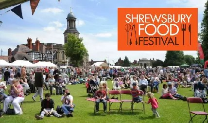 The Shrewsbury Food Festival