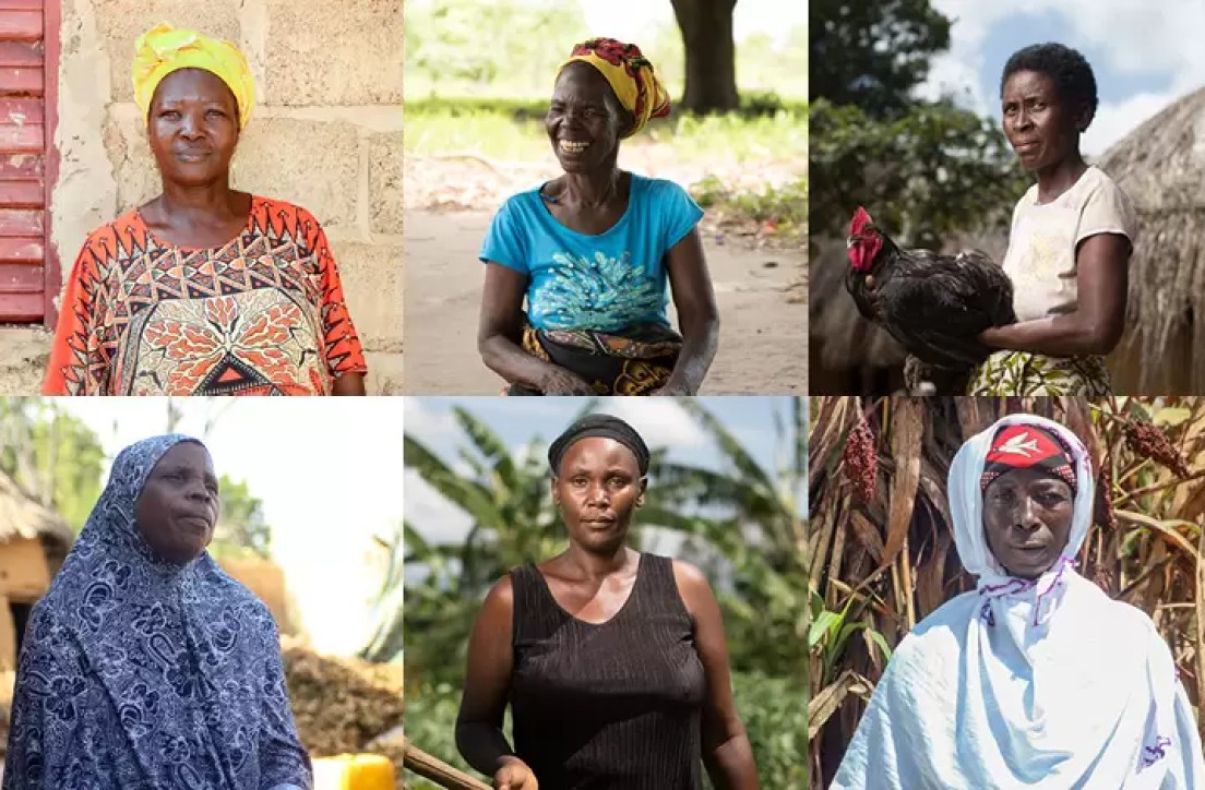 CELEBRATING AFRICA'S RURAL WOMEN