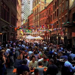 Stone Street Streetfest 2017