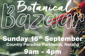 Botantical Bazaar - Medicinal Herb and Health Hut @ Country Paradise Parklands | Nerang | Queensland | Australia