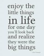 Enjoy this Life...