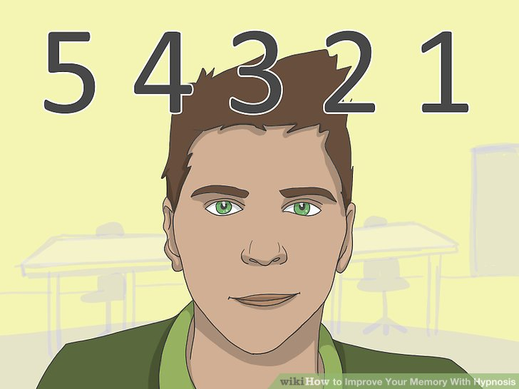 Image titled Improve Your Memory With Hypnosis Step 6
