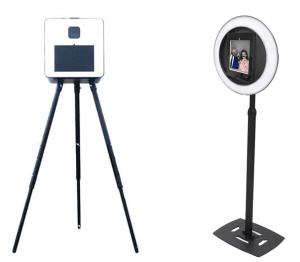 De verschillende types fotobooth