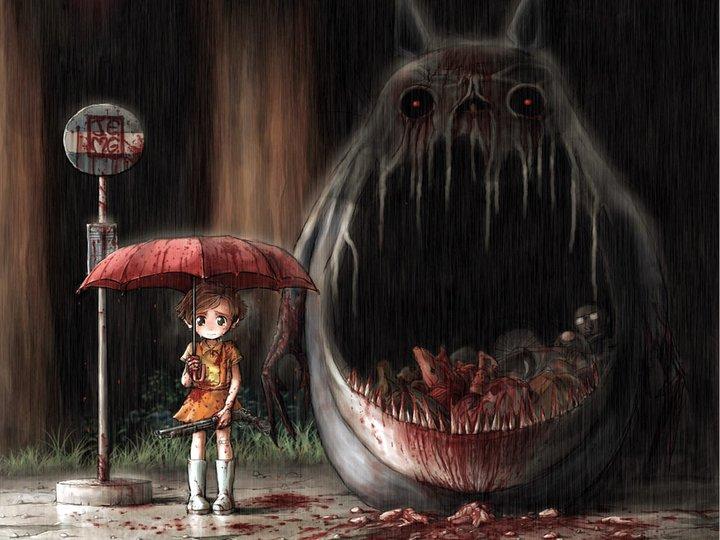 Vài lời đồn về My Neighbor Totoro
