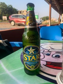 Star Lager in Accra, Ghana - image taken by DaniLew LLC with an iPhone XS