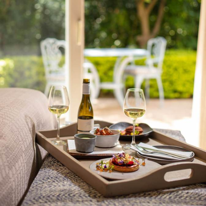 Winery and Spa Resort of the Week: Le Quartier Français on SelfishMe Travel