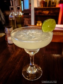 Classic Margarita in Cartagena, Colombia on SelfishMe Travel