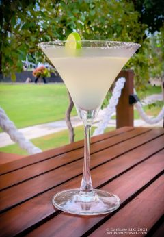 Classic Margarita in Bali, Indonesia on SelfishMe Travel